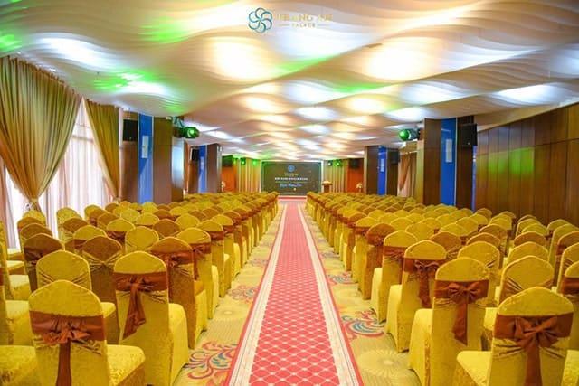 các địa điểm tổ chức sự kiện tại hà nội