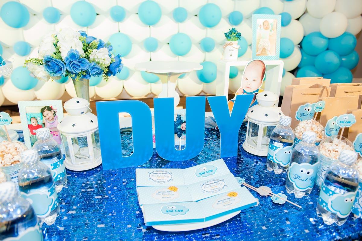 Trang trí cho tiệc sinh nhật sáng tạo và bắt mắt