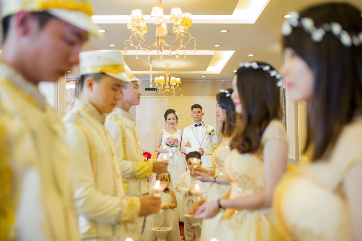 Ngày cưới là ngày trọng đại nhất của đời người. Vì vậy cần phải được chuẩn bị kỹ lưỡng và cẩn trọng