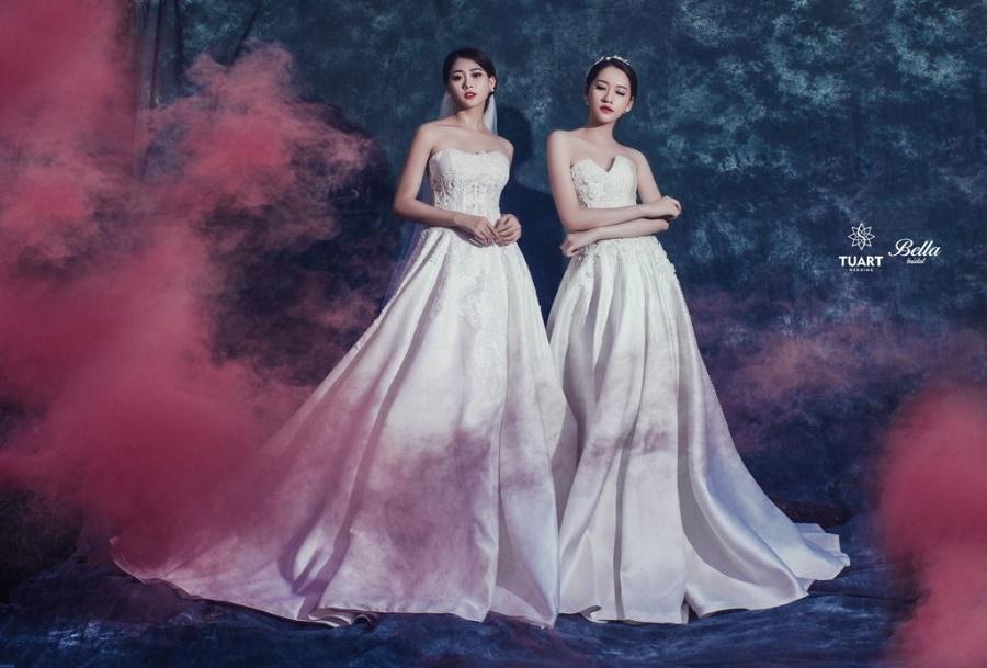 váy cưới đẹp cho đám cưới