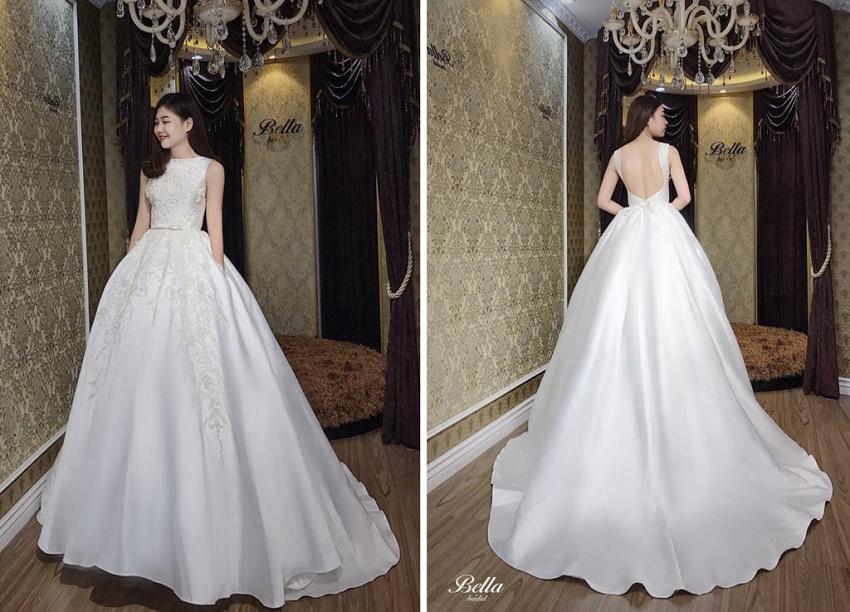 váy cưới đẹp cho cô dâu