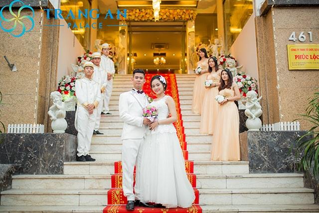 Các chương trình khuyến mại đặc biệt tại Trung tâm sự kiện tiệc cưới Tràng An Palace