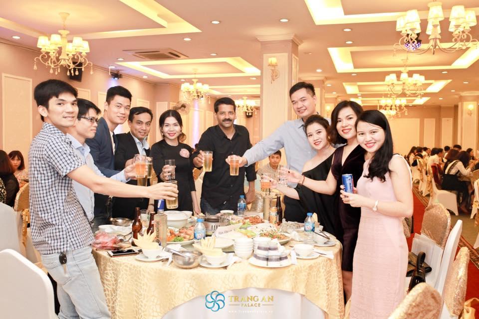 Trung tâm tổ chức hội nghị Tràng An Palace được đánh giá cao không chỉ bởi các doanh nghiệp trong nước mà cả các doanh nghiệp có vốn đầu tư nước ngoài