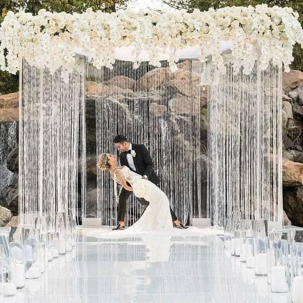 tổ chức cưới tại nhà