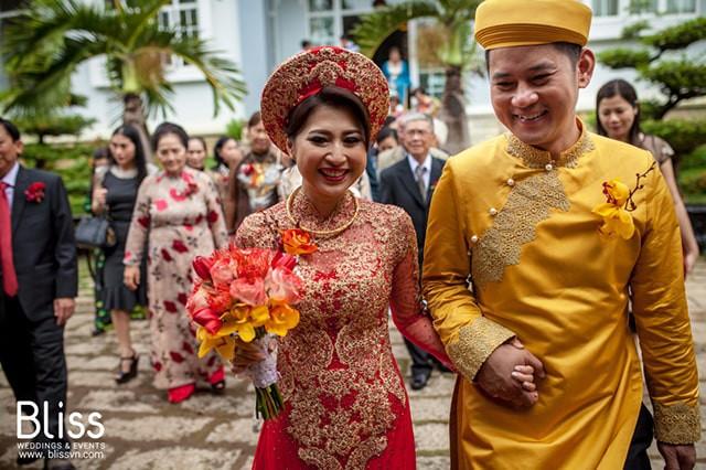 phong tục đám cưới Việt Nam xưa và nay