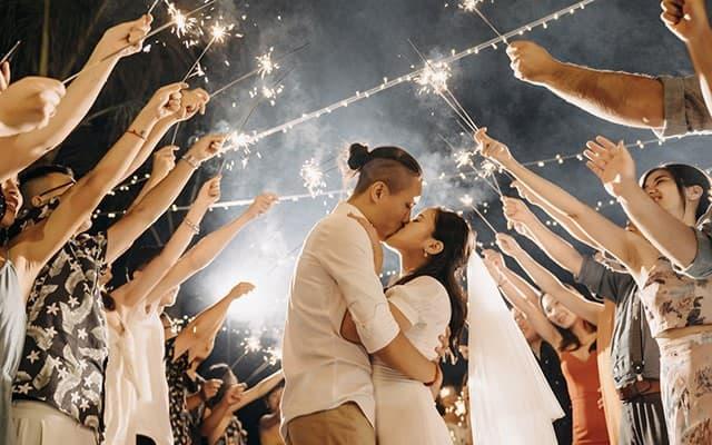 xu hướng đám cưới