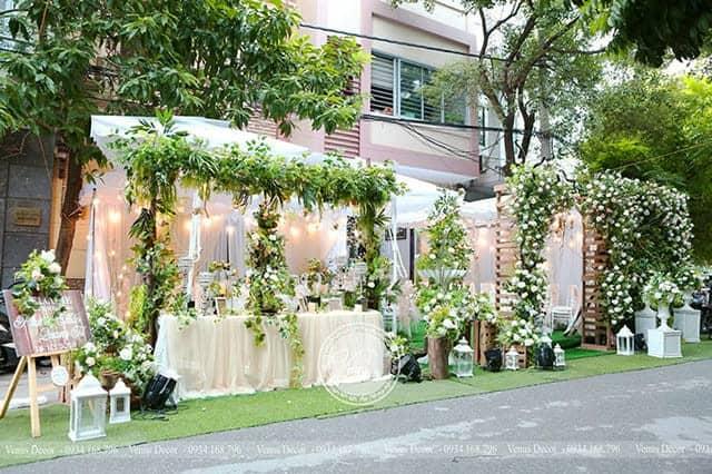 dịch vụ làm cỗ cưới tại nhà