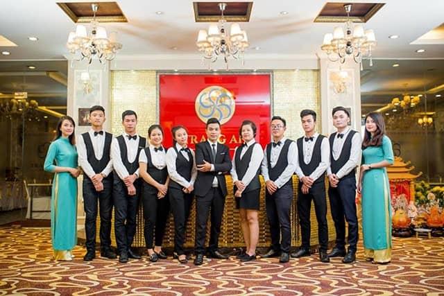 danh sách nhà hàng tiệc cưới Hà Nội