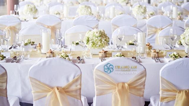các trung tâm tổ chức tiệc cưới ở Hà Nội
