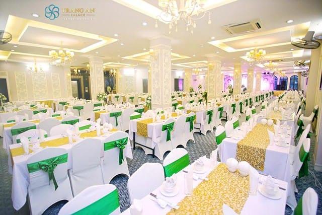 báo giá tiệc cưới tại Hà Nội