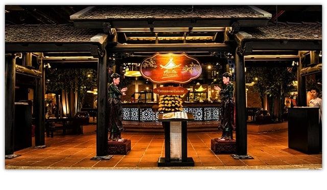 Nhà hàng Ao Ta