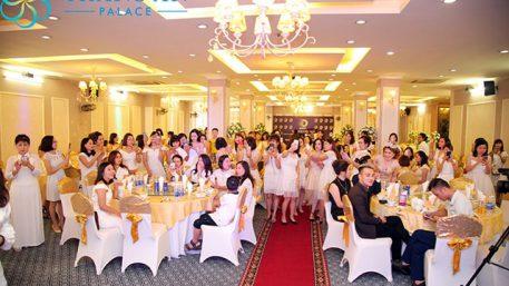 Tổ chức hội nghị khách hàng được tổ chức ở Tràng An Palace