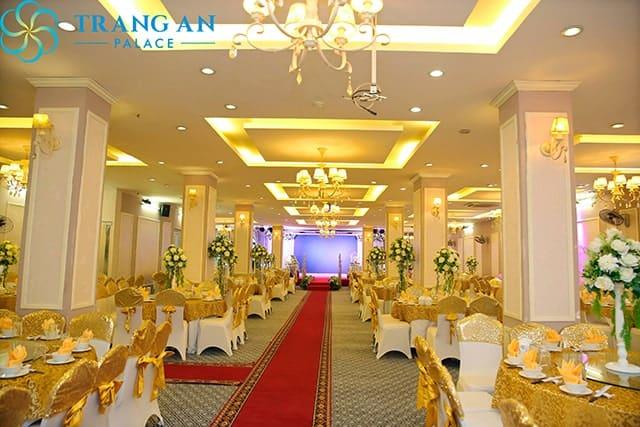 Tràng An Palace - địa điểm lí tưởng để tổ chức hội nghị khách hàng