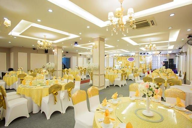 Tràng An Palace - trung tâm tổ chức sự kiện
