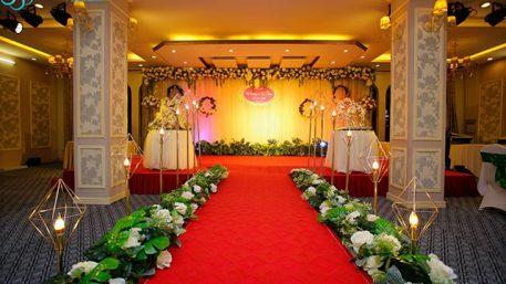 Tràng An Palace - trung tâm sự kiện, hội nghị và tiệc cưới sang trọng