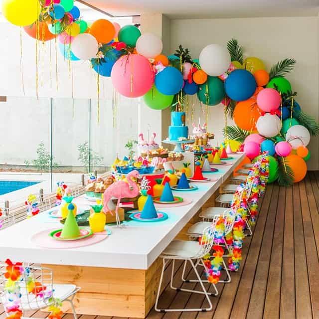 địa điểm tổ chức sinh nhật cho bé