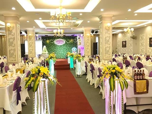 Trung tâm sự kiện - hội nghị - tiệc cưới Tràng An
