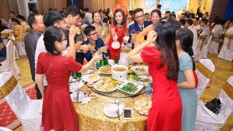 Buffet Tiệc Cưới